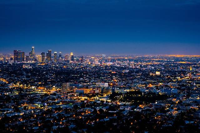 Los Angeles: a popular destination for many LL.M. students