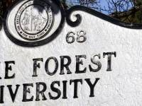 Wake Forest Launches Two-Year JD