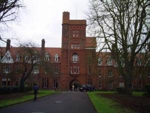 Another view of the school