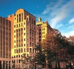 Main building, Brooklyn Law School