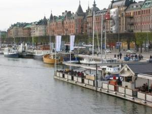 Stockholm: Strandvagen