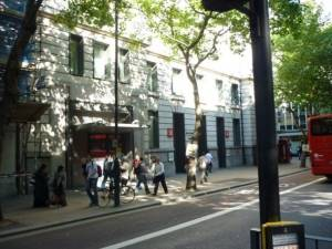 LSE New Academic Building on Kingsway