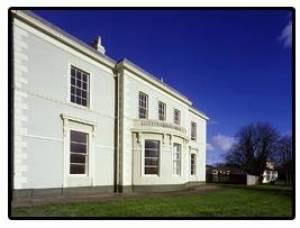 Dalriada House, TJI venue in Jordanstown (near Belfast)
