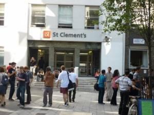 LSE St. Clement's Building