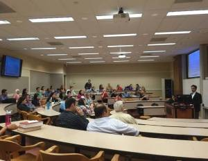 WFU Class Presentations