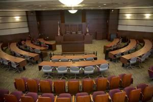 Dayton Law Courtroom