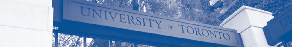 university of toronto speed dating