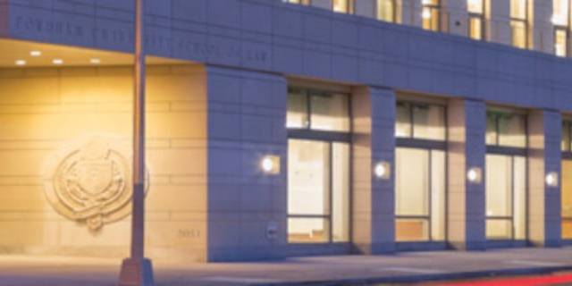 Fordham Law School Ranking >> LLM Programs at Fordham Law | LLM GUIDE