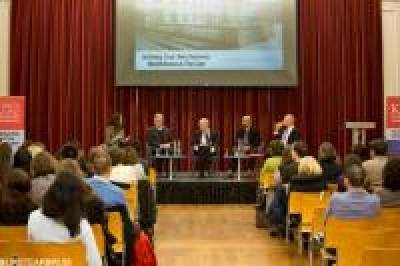 'Defining Success: Mindfulness and the Law' event in the Great Hall