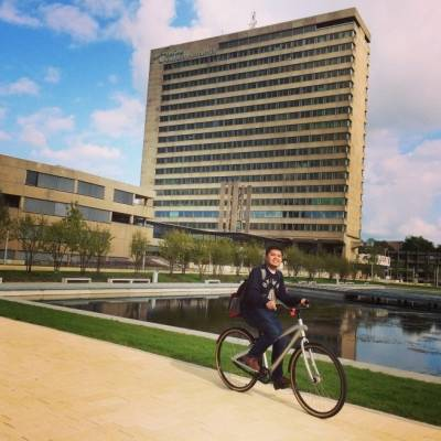 Our bicycle friendly campus