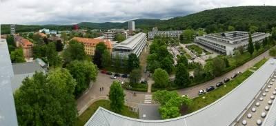 Campus Saarbrücken by Oliver Dietze