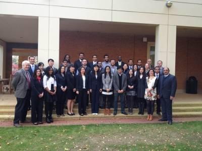 LL.M Students 2014