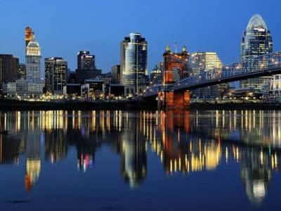 "Cincinnati is One of the ""Top 10 Safest Cities"" in the US and a ""Best Bargain City"" (Forbes)"