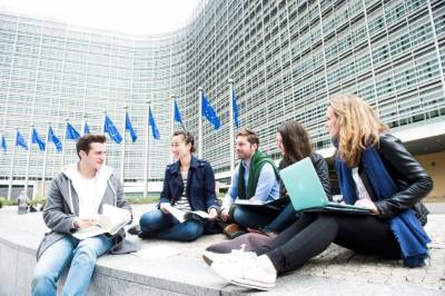 2016-17 LLM students at the EU institutions in Brussels