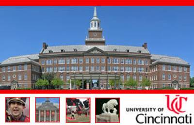 The University of Cincinnati, est. 1819