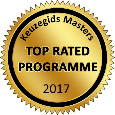 Groningen has the Top Rated international law LLMs in the Netherlands for 2016 and 2017.