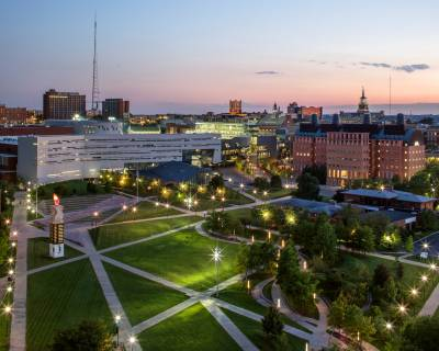 The University of Cincinnati, Public University of the Year (The Washington Center)
