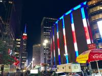 A week of history in New York