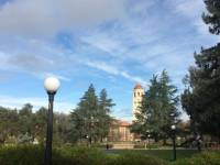 Winter at Stanford