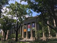 Libraries don't bite: study spaces on campus