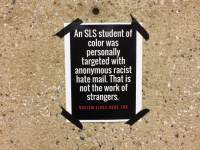 Racism at Stanford