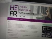 Student Representative and HEAR Achievement