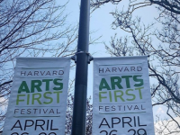Need an added distraction during finals? No problem - Go to the Harvard Arts First Festival!