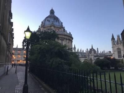 Oxford MLF  2018-2019