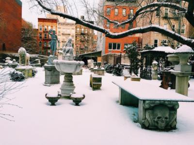 My favorite serene spots in NYC