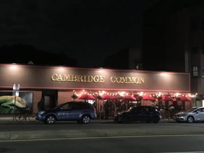 Restaurant-ing in Cambridge: Fine dining, cheap-eats, and everything in between