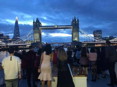 The students on UCL's LLM: my experience