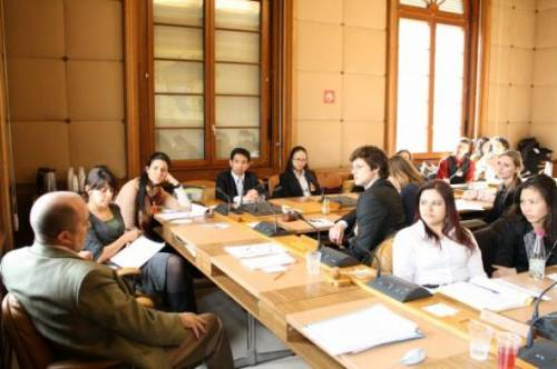 Field Trip to Geneva (Meeting at the WTO with Deputy Director Alejandro Jara)
