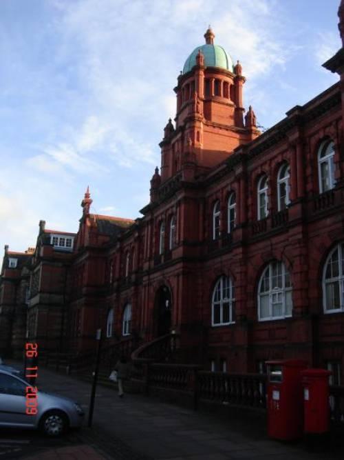 Old Elvet,Durham Uni