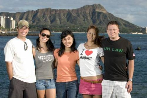 The University of Hawaii welcomes LLM students from around the world to study in our beautiful island paradise!