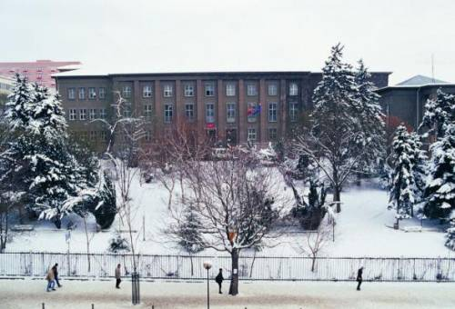 Ankara University Faculty of Law