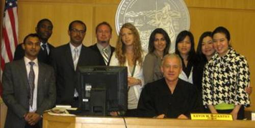 Golden Gate University Graduate Law Programs (LLM/SJD), San Francisco, CA, USA