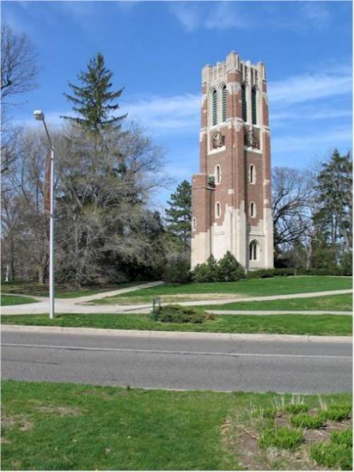 Michigan State University: Beaumont Tower
