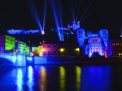 Lyon de nuit