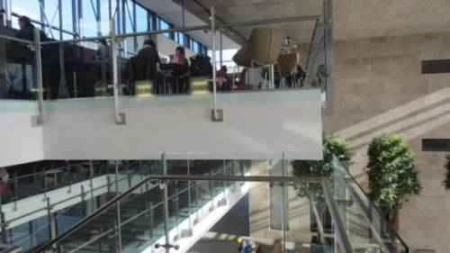 Open Spaces in UCD Sutherland School of Law