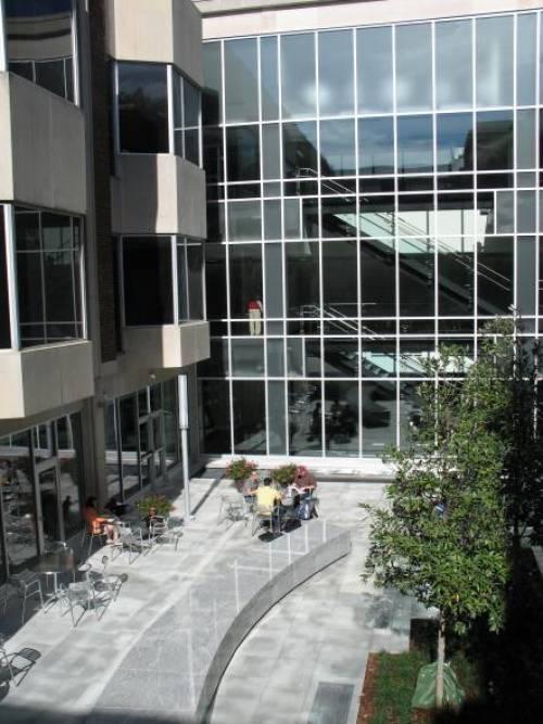 Sutherland Courtyard