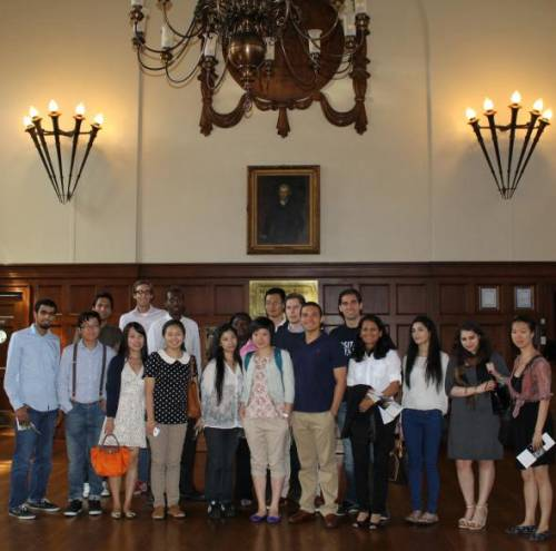Class of 2013 - Orientation