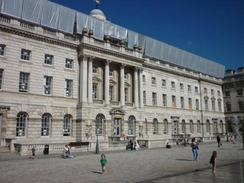 Somerset House East Wing (new home of the School of Law)