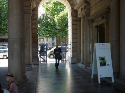 Somerset House, Strand Entrance