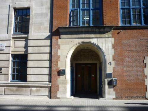 LSE Old Buidling