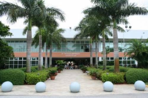 St. Thomas University School of Law in Miami