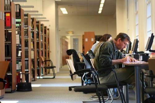 Amsterdam Law School Library