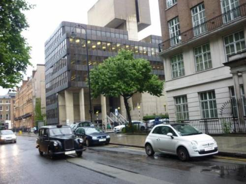 Institute of Advanced Legal Studies (IALS) Library in Russell Square
