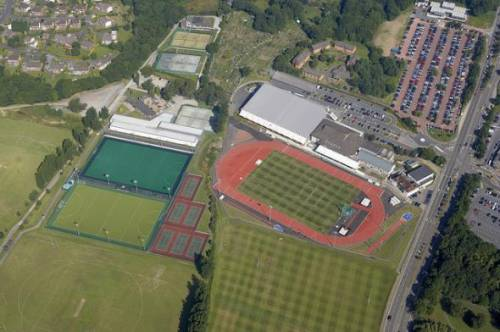 Swansea University Sports Village
