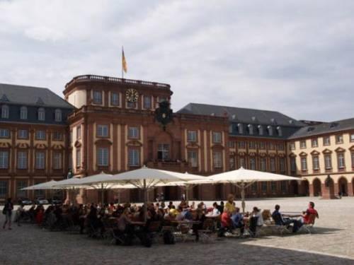 Mannheim University (Schloss)