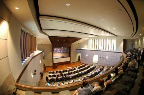 The Lanier Center auditorium serves as a venue for legal conferences and notable scholars as well as classes.  The law school offers an abundance of symposia, institutes, and guest presentations featuring jurists, professors, and lawyers from around the nation and the world.